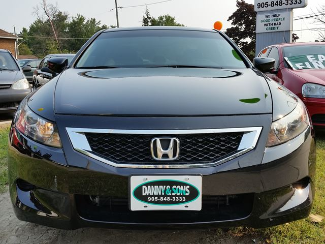 2009 honda accord ex l mississauga ontario used car for sale 2259112. Black Bedroom Furniture Sets. Home Design Ideas