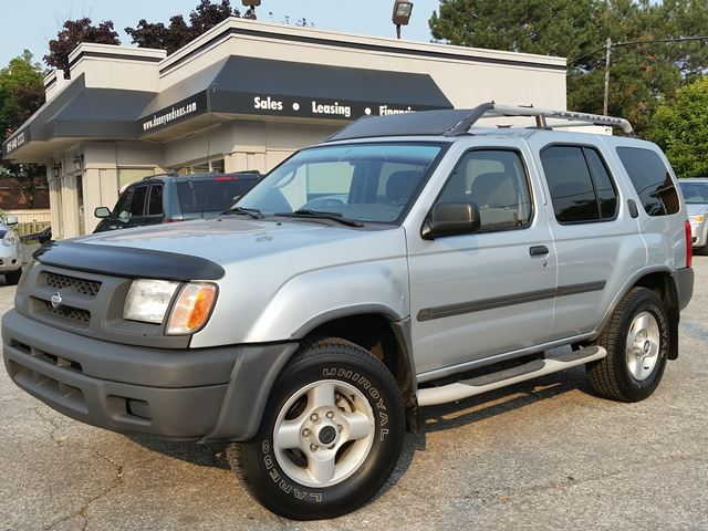 2001 nissan xterra se mississauga ontario used car for sale 2259115. Black Bedroom Furniture Sets. Home Design Ideas