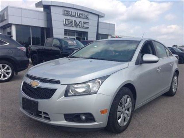2012 chevrolet cruze lt turbo 6 speed manual a c port perry ontario car for sale 2259198. Black Bedroom Furniture Sets. Home Design Ideas