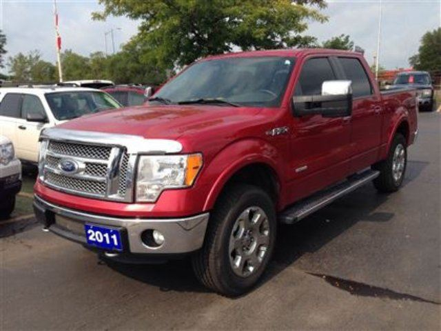 2011 ford f 150 lariat red discovery ford. Black Bedroom Furniture Sets. Home Design Ideas