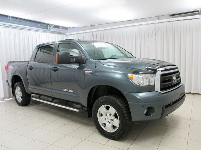2010 toyota tundra sr5 4x4 tdr iforce 5 7l v8 crew cab. Black Bedroom Furniture Sets. Home Design Ideas