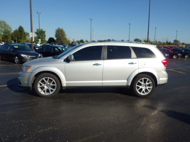 2012 Dodge Journey Rt Cayuga Ontario Used Car For Sale