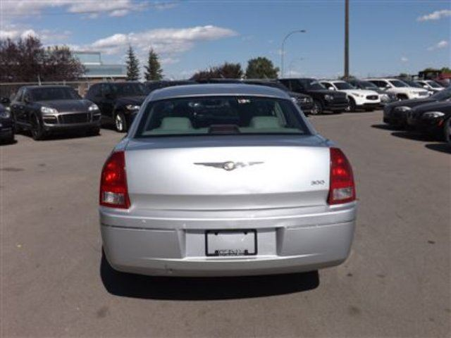 2006 Chrysler 300 Touring 3 5l V6 Leather Sunroof Calgary Alberta Used Car For Sale
