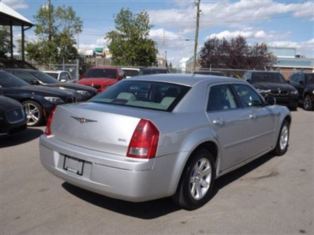 2006 Chrysler 300 TOURING / 3.5L, V6 / LEATHER / SUNROOF - Calgary, Alberta Used Car For Sale ...