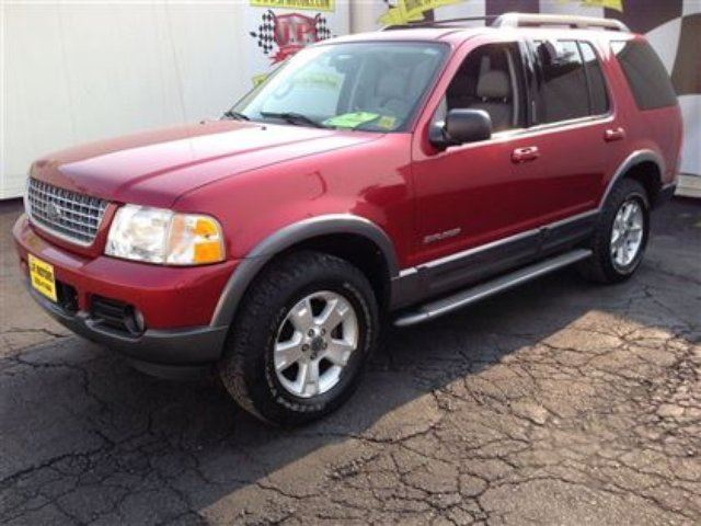 2005 ford explorer xlt burlington ontario used car for sale 2260840. Cars Review. Best American Auto & Cars Review