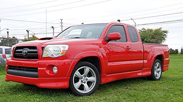 2007 Toyota Tacoma 6 Speed Manual X Runner Xrunner X Manual Guide