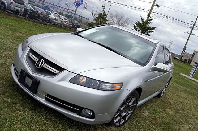 2008 acura tl tl type s type s 6 speed manual navigation rare silver fiesta motors. Black Bedroom Furniture Sets. Home Design Ideas