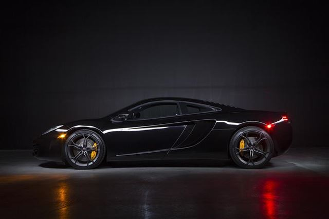 2012 MCLAREN MP4-12C Coupe in Woodbridge, Ontario