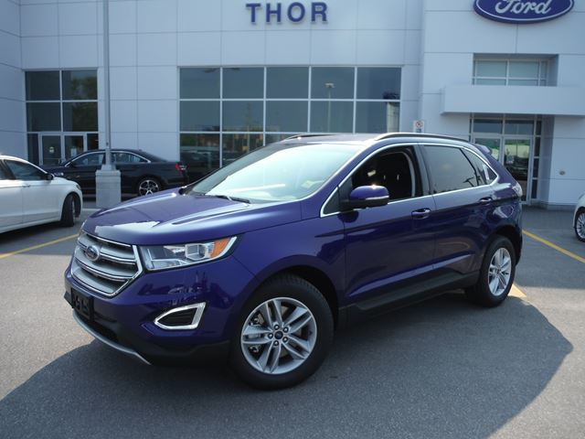 2015 ford edge sel orillia ontario new car for sale. Black Bedroom Furniture Sets. Home Design Ideas