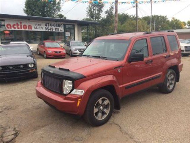 2008 jeep liberty sport edmonton alberta used car for sale. Cars Review. Best American Auto & Cars Review