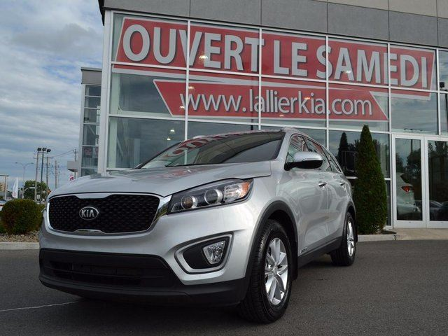 2016 kia sorento 7 passagers lx v6 garantie 10 ans 200 000km garantie 10 ans 200 000 laval. Black Bedroom Furniture Sets. Home Design Ideas