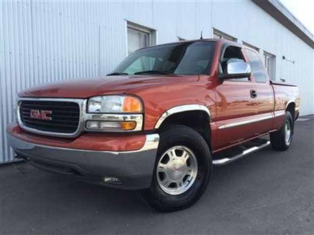 2001 gmc sierra 1500 slt calgary alberta used car for sale 2261711. Black Bedroom Furniture Sets. Home Design Ideas