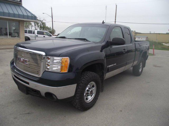 2007 gmc sierra 2500 2500hd ext cab 4x4 headingley. Black Bedroom Furniture Sets. Home Design Ideas