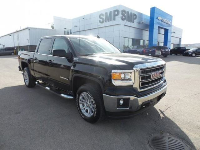 2015 gmc sierra 1500 sle saskatoon saskatchewan used car for sale. Black Bedroom Furniture Sets. Home Design Ideas