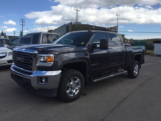 2015 gmc sierra 2500 sle airdrie alberta used car for sale 2261996. Black Bedroom Furniture Sets. Home Design Ideas