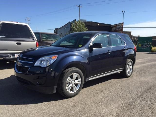 2015 chevrolet equinox ls airdrie alberta used car for. Black Bedroom Furniture Sets. Home Design Ideas