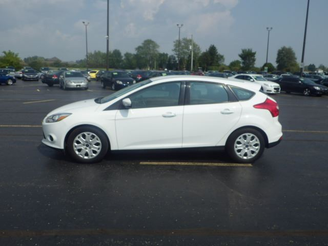 2014 ford focus se cayuga ontario used car for sale. Black Bedroom Furniture Sets. Home Design Ideas