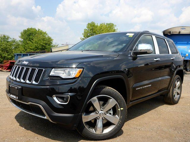2015 Jeep Grand Cherokee Limited NEW 4x4 Nav PanoSunroof ...