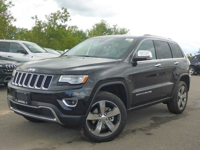 2015 jeep grand cherokee limited thornhill ontario new car for sale. Black Bedroom Furniture Sets. Home Design Ideas