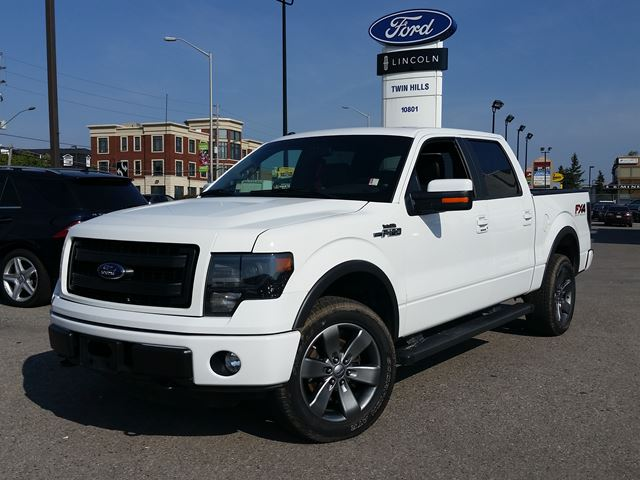 2013 ford f 150 fx4 richmond hill ontario used car for sale 2261592. Black Bedroom Furniture Sets. Home Design Ideas