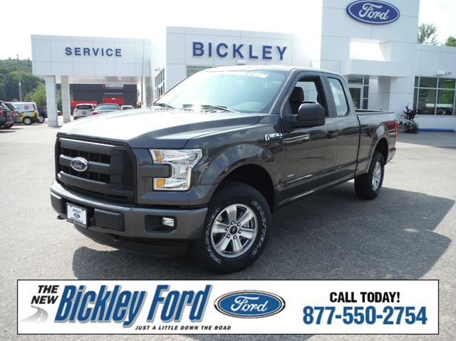 2015 ford f 150 xl sport huntsville ontario used car for sale 2262824. Black Bedroom Furniture Sets. Home Design Ideas