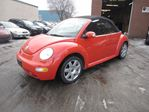 2003 Volkswagen New Beetle GLX / AUTOMATIC/ CONVERTIBLE in Ottawa, Ontario