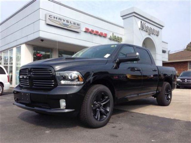 2015 dodge ram 1500 sport niagara falls ontario used car for sale 2264582. Black Bedroom Furniture Sets. Home Design Ideas