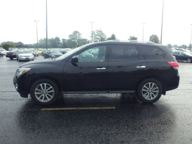 2014 nissan pathfinder sv cayuga ontario used car for sale 2263464. Black Bedroom Furniture Sets. Home Design Ideas