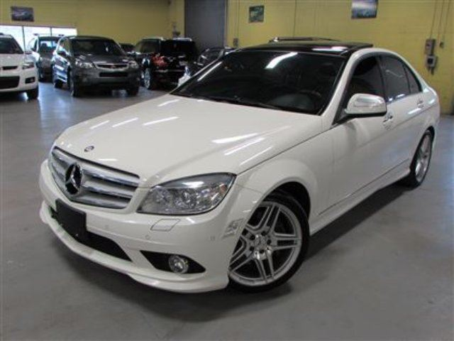 2009 mercedes benz c class c350 4matic navigation. Black Bedroom Furniture Sets. Home Design Ideas