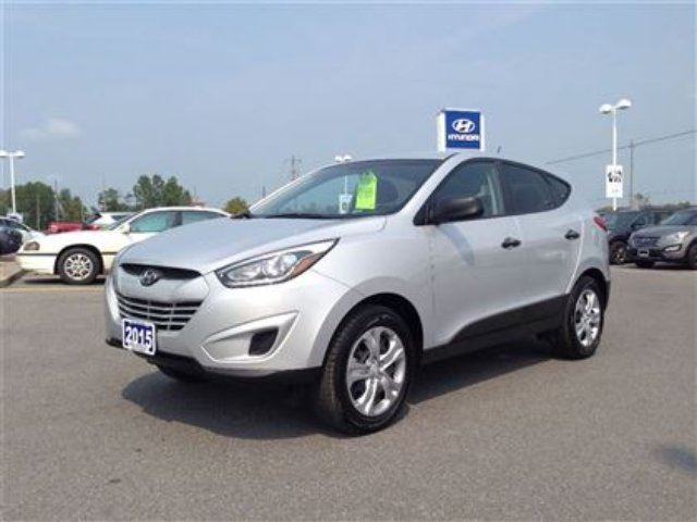 2015 hyundai tucson gl belleville ontario used car for sale 2264652. Black Bedroom Furniture Sets. Home Design Ideas