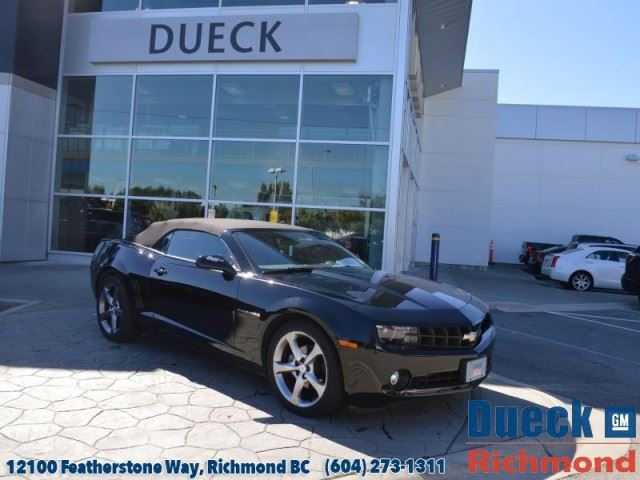 2013 Chevrolet Camaro LT in Richmond, British Columbia