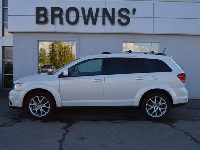 2014 DODGE JOURNEY           in Dawson Creek, British Columbia