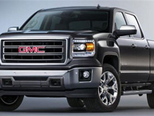 2015 GMC SIERRA 1500 SLT in Dawson Creek, British Columbia