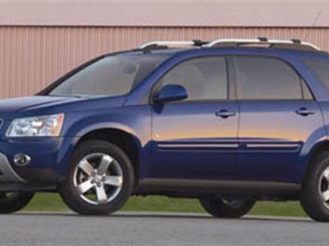 2007 PONTIAC TORRENT           in Dawson Creek, British Columbia