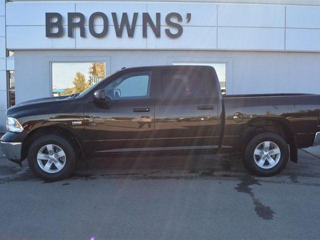 2014 DODGE RAM 1500 ST in Dawson Creek, British Columbia