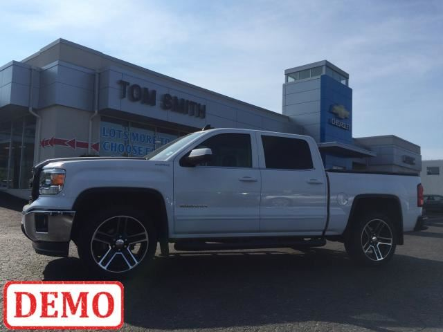 2015 gmc sierra 1500 sle midland ontario new car for sale 2266125. Black Bedroom Furniture Sets. Home Design Ideas