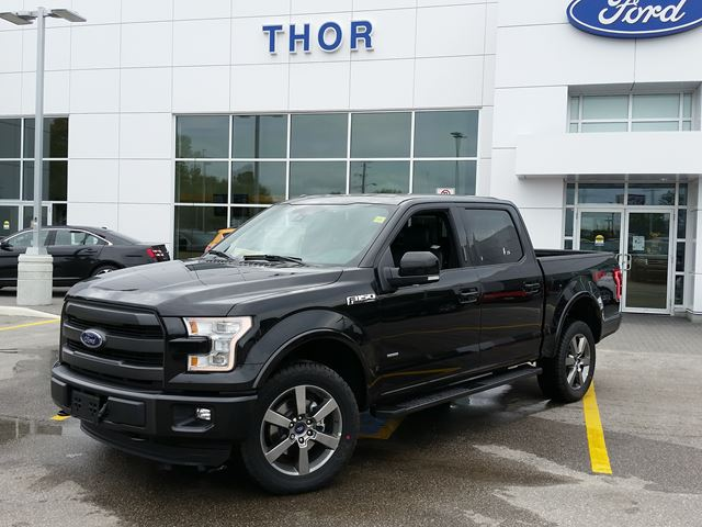 2015 ford f 150 lariat orillia ontario new car for sale 2266115. Black Bedroom Furniture Sets. Home Design Ideas