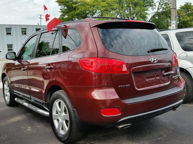 2007 hyundai santa fe gls awd 5pass cambridge ontario used car for sale 2266290. Black Bedroom Furniture Sets. Home Design Ideas