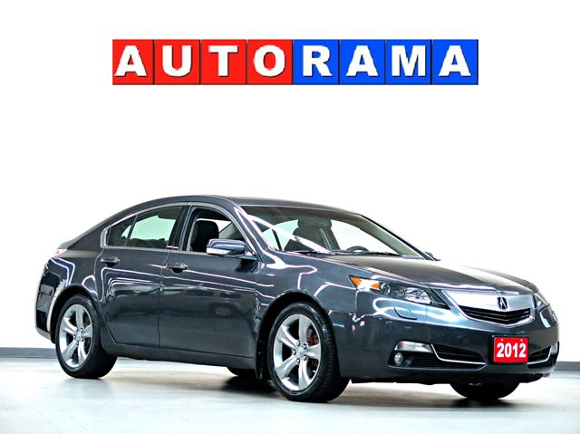 2012 acura tl sh awd leather sunroof north york ontario used car for sale 2266229. Black Bedroom Furniture Sets. Home Design Ideas