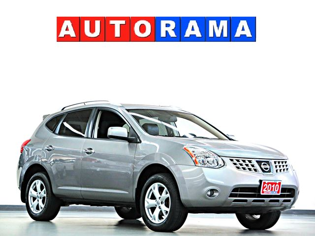 2010 nissan rogue s awd north york ontario used car for. Black Bedroom Furniture Sets. Home Design Ideas
