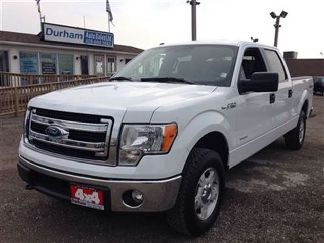 2014 ford f 150 lariat whitby ontario used car for sale 2266471. Black Bedroom Furniture Sets. Home Design Ideas