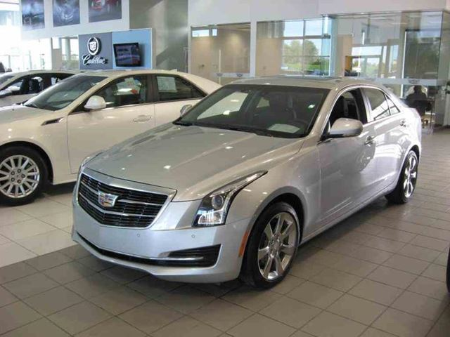 2015 cadillac ats 2 0 turbo luxury laval quebec used car for sale 2266355. Black Bedroom Furniture Sets. Home Design Ideas