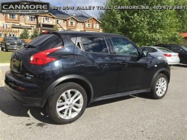 2014 nissan juke nismo low mileage canmore alberta used car for sale 2272168. Black Bedroom Furniture Sets. Home Design Ideas