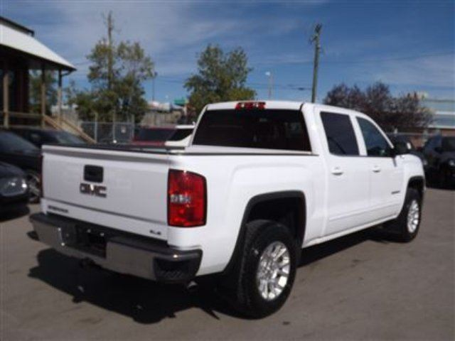 2014 gmc sierra 1500 sle z71 4x4 5 3l v8 crew cab back up cam calgary alberta used car. Black Bedroom Furniture Sets. Home Design Ideas