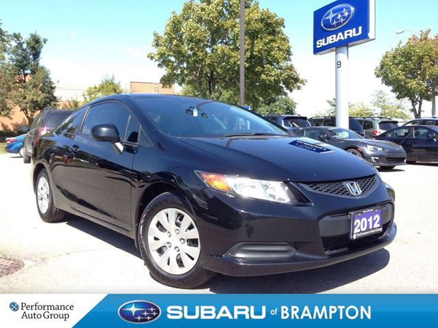 2012 honda civic lx in brampton ontario