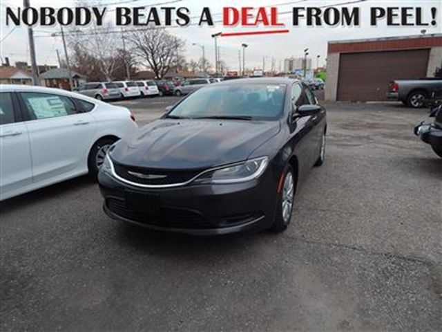 2015 Chrysler 200 Almost New Less Than 1200km Only