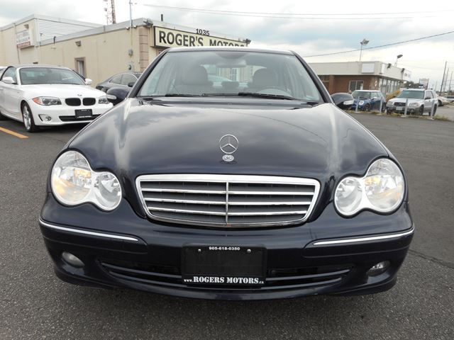 2006 mercedes benz c class c280 4matic leather sunroof for 2006 mercedes benz c280 4matic