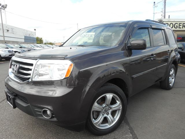 2012 honda pilot ex l 4wd 8pass leather sunroof gray. Black Bedroom Furniture Sets. Home Design Ideas