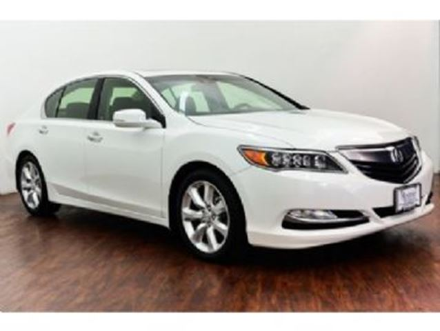 2014 acura rlx mississauga ontario used car for sale. Black Bedroom Furniture Sets. Home Design Ideas