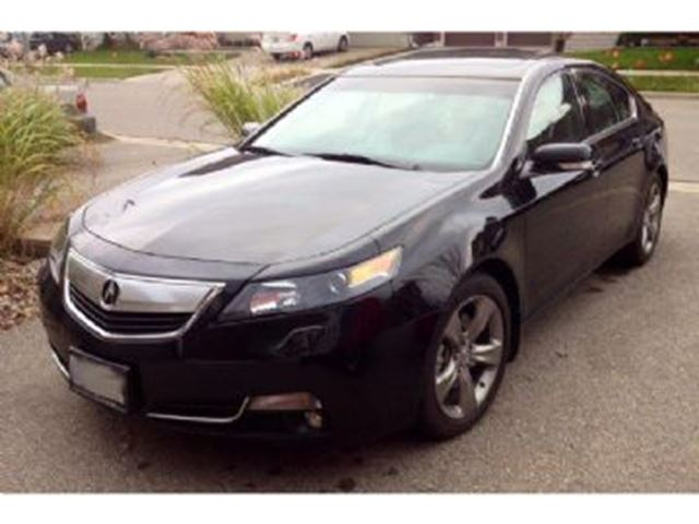 2014 acura tl sh awd mississauga ontario used car for sale 2269994. Black Bedroom Furniture Sets. Home Design Ideas
